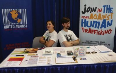 Houston Group Raises Awareness About Human Trafficking