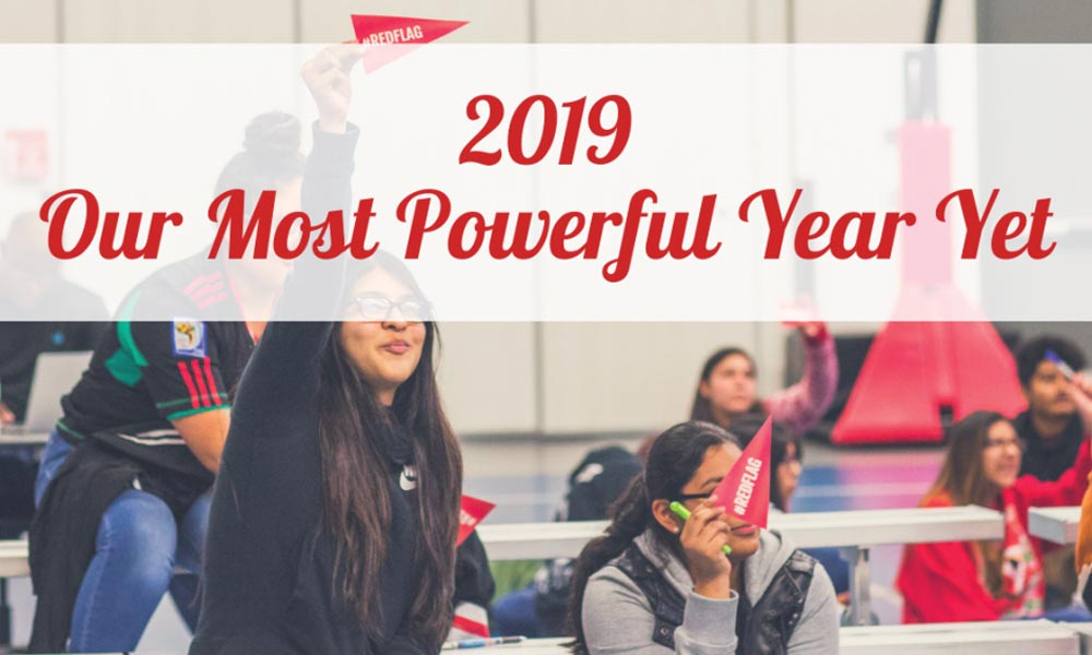 Our Most Powerful Year