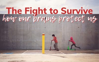 The Fight to Survive: How Our Brains Protect Us
