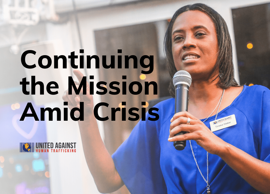 Continuing the Mission Amid Crisis