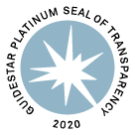 UAHT was awarded the Guidestar Platinum Seal of Transparency in 2020.