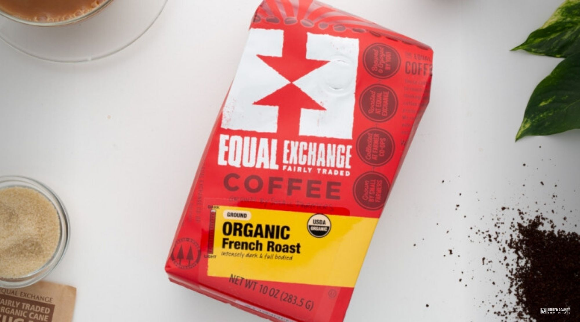 Equal Exchange Coffee Beans